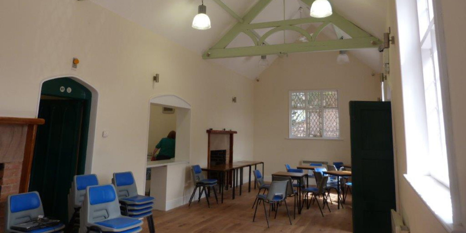 Hall for hire: The Old School Room