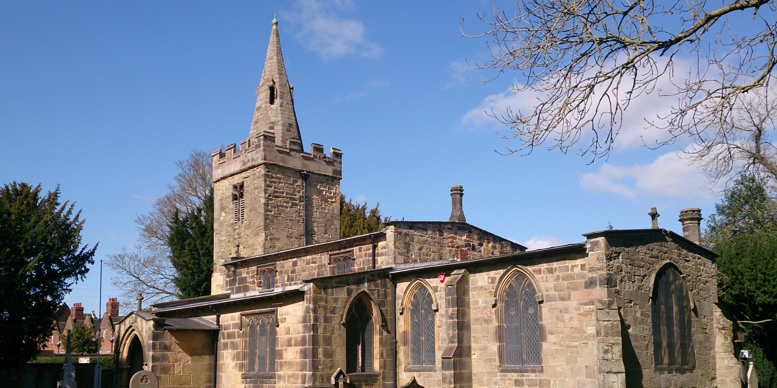 History of Cossall Parish