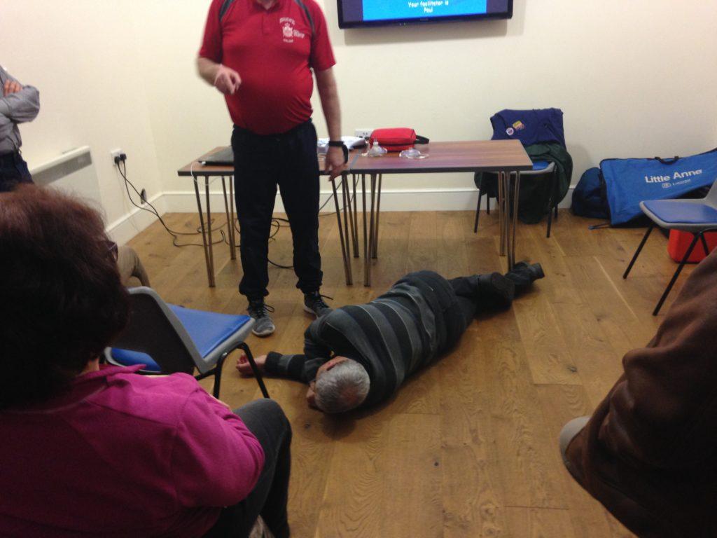 Defibrillator CPR Event3
